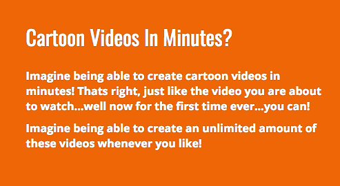 animated videos and presentations